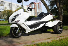 Электротрицикл Mytoy 1500