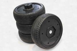 Купить колеса для детского электромобиля в спб купить колеса для тележек в спб